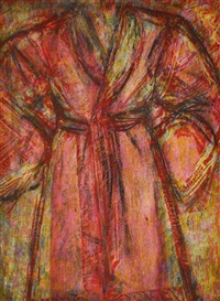 rosy robe by jim dine