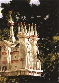 martin castle by jamie wyeth