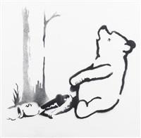 pooh by banksy