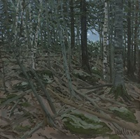 study for venus by neil welliver