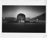 emerging man, harlem, new york by gordon parks