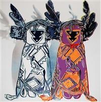 kachina dolls (fs ii.381) by andy warhol