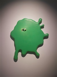 green by tony oursler