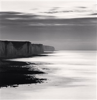 ault cliffs, study 1, picardy, france, 2009 by michael kenna