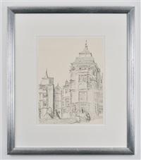 an english manor house by rachel feinstein