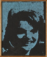 andy warhol – jackie 1964 (first version) by richard pettibone