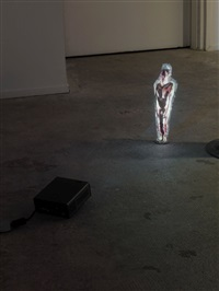 skin by tony oursler