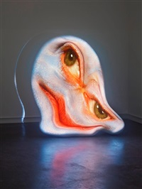 thaw by tony oursler