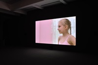 installation view by rineke dijkstra