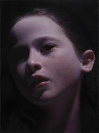 child 4 (payton) by gottfried helnwein