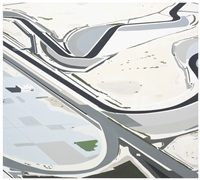 track drawing by brian alfred