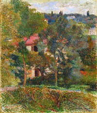 sevres by paul gauguin