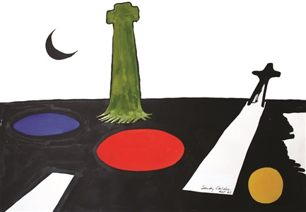 masters modern and contemporary by alexander calder