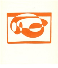 lot 28: aquarium by josef albers