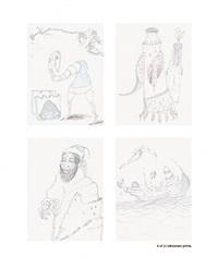 untitled (edition for parkett 95) by wael shawky