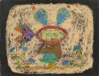 composition by victor brauner