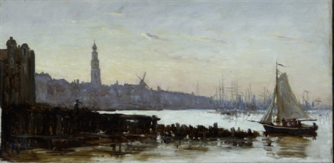 tefaf maastricht by jean-baptiste-camille corot