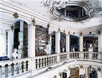 herzogin anna amalia bibliothek weimar vii by candida höfer