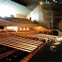 theater wolfsburg ii by candida höfer