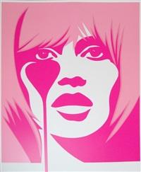 roger vadim's nightmare (brigitte bardot piglet pink & pink) by pure evil