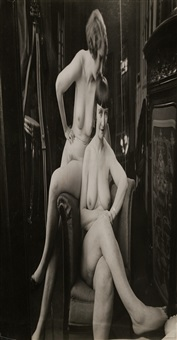 distortion #11 by andré kertész