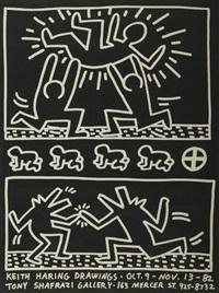 keith haring drawings by keith haring