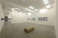 exhibition view by taysir batniji