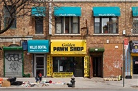pawn shop, ozone park, new york, 2013, from the series does yellow run forever? by paul graham