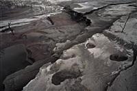 nickel tailings #37, sudbury, ontario by edward burtynsky