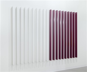 projected array by liam gillick