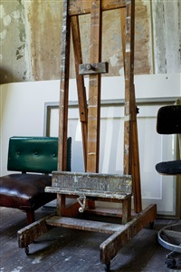 easel by james welling