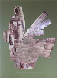 ian fountain abbey yorkshire by david hockney