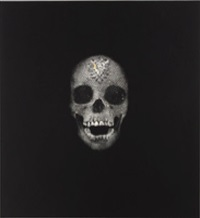 victory over death by damien hirst