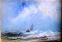 sea view by ivan konstantinovich aivazovsky