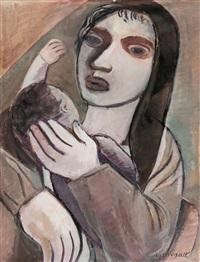 maternidade by lasar segall