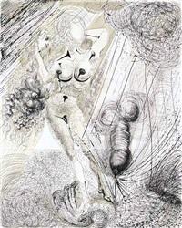 naissance de venus (birth of venus) by salvador dalí