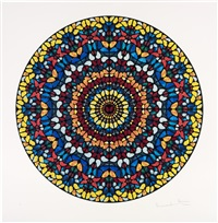 entreaty by damien hirst