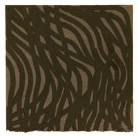 wavy horizontal bands by sol lewitt