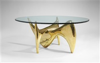 low table / table basse by philippe hiquily