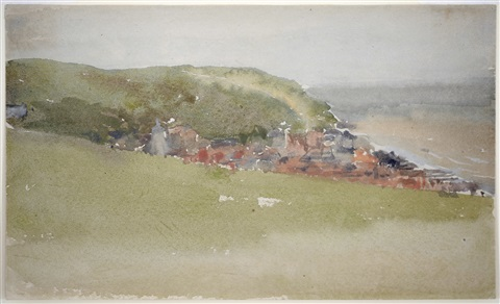 hastings by james abbott mcneill whistler
