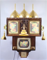 internet dweller: jshmha.one.whkbrb by nam june paik