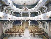 teatro di villa mazzacurati di bologna ii by candida höfer