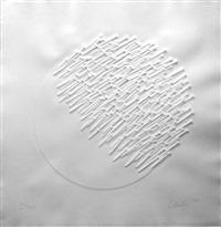 halbmond by günther uecker