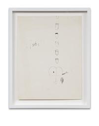bomb drawing 3 by joe goode