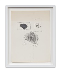 bomb drawing 5 by joe goode