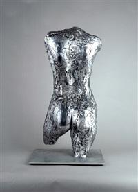silver venus by carole a. feuerman