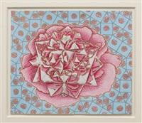 rain of celestial flowers by tom wudl
