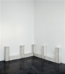 land, air, see by carl andre