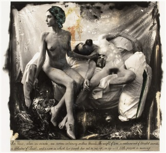 collectible contemporary modern works paintings, drawings, prints, sculpture by joel-peter witkin