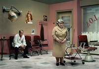 the hairdresser's by erwin olaf